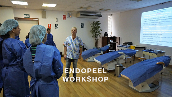 endopeel workshops